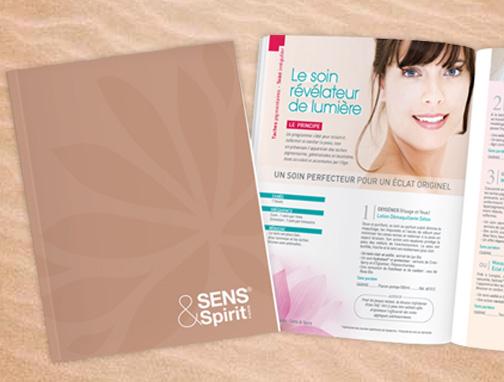 Catalogue pour spas et instituts de beauté