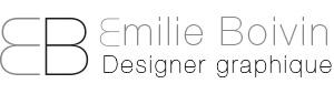 Emilie Boivin, graphiste77 freelance