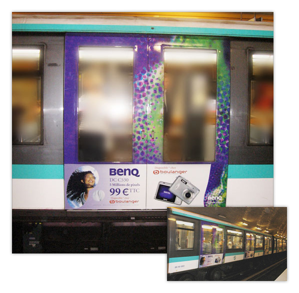 benq metro